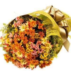 소국꽃다발-계절상품