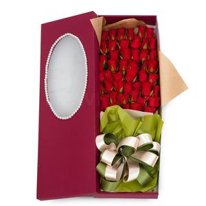 빨강장미꽃박스