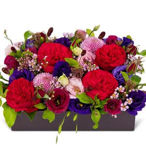 럭셔리혼합꽃박스1