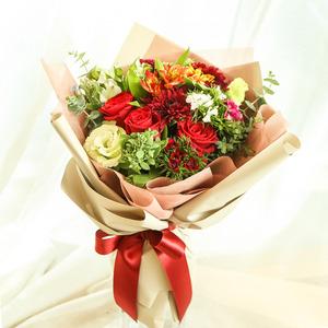 ●레드꽃다발(화병제외)