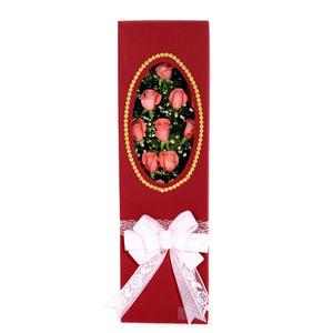 분홍장미꽃박스2호