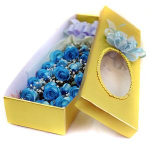 파란장미꽃박스2호(신)