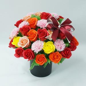 꽃내음(빨강비누꽃)